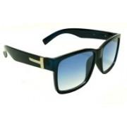 Mangal Brothers Rectangular Sunglasses(Blue)