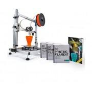 """Stampante 3drag Versione 1.2 In Kit Con 3 Pla Colorati Ed Il Libro """"Stampiamo 3d"""""""