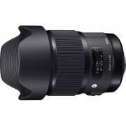 Sigma Art Objetiva 20mm F1.4 DG HSM para Nikon
