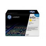 HP Cartucho de tóner original LaserJet HP 642A amarillo para Laserjet series CP4005