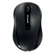 Microsoft Wireless Mouse Mobile 4000 Optical Black