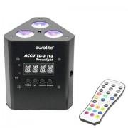 EuroLite ACCU TL-3 TCL Trusslight Luz de batería
