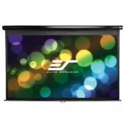 """Екран Elite Screen M84UWH Manual Series, за стена, MaxWhite, 1854 x 1041 мм, 80"""" (203.20 cm), 16:9"""