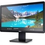 Monitor DELL E-series E2016HV 19.5'', 1600x900, HD+, TN Antiglare, 16:9, 600:1, 200 cd/m2, 5ms, 50-65/90, VGA, Tilt, 3Y