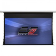 "Elite Screens Pro AV 120"""" Tab Tensioned Motorized CineGrey Screen"