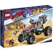 LEGO Movie 2: Emmet and Lucy's Escape Buggy!