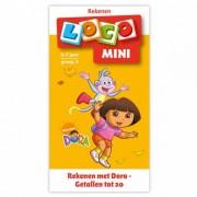 Lobbes Mini Loco - Rekenen met Dora - Getallen tot 20 (6-7)