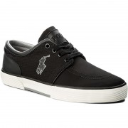 Гуменки POLO RALPH LAUREN - Faxon Low 816664670001 Black