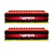 Memorie Patriot Viper 4 16GB (2x8GB) DDR4 3000MHz 1.35V CL16 Dual Channel Kit, PV416G300C6K