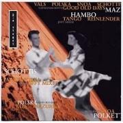 2:a steget CD - De populäraste gammeldanserna framförda av ett spelmanslag