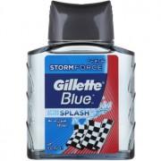 Gillette Blue Splash aftershave water 100 ml