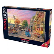 Puzzle Anatolian Paris in the Evening, 1000 piese