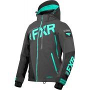 FXR Ranger Ladies Jacket Black Grey Green XS