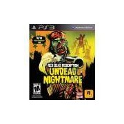 Red Dead Redemption: Undead Nightmare - Ps3