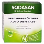 Tablete Ecologice pentru Masina de Spalat Vase 25tab Sodasan