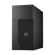 Dell Precision 3000 3620 Workstation - Intel Core i7 (7th Gen) i7-7700 Quad-core (4 Core) 3.60 GHz - 8 GB DDR4 SDRAM - 256 GB SSDNVIDIA Quadro P600 2 GB Graphics - Windows 10 Pro 64-bit - Tower