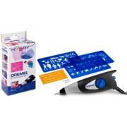 Гравьор DREMEL® Engraver - инструмент за гравиране (290-3/4 Hobby), 35 W, 230 V, 6.000 min-1, 0,31 kg, F0130290JJ, DREMEL