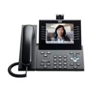Cisco Unified 9971 IP Phone - Refurbished - Wall Mountable - Charcoal