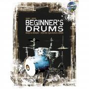 Schott Music Beginner's Drums Daniel Jakobi