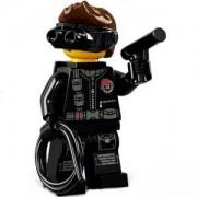 Идентифицирана минифигурка Лего Серия 16 Шпионин - Lego series 16 Spy - 71013-14