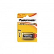 Elem, 9V, 1 db, PANASONIC \Alkaline power\