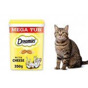 Trojan Electronics 2018 Ltd £11 (from Trojan) for a 700g tub of Dreamies cheese adult cat treats or £19 for a 1.4kg tub!