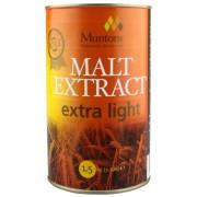 Muntons Extra Light Plain Malt Extract 1.5 kg