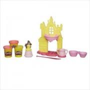 Hasbro A7397 Paly-Doh Disney Princess Belles Castle 4