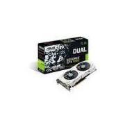 Placa De Video Asus Geforce Gtx 1060 6gb Dual Series Oc Edition Ddr5 192 Bits - Dual-gtx1060-o6g