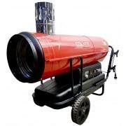 Tun de caldura cu ardere indirecta I50Y CALORE, putere 50kW, debit aer 2000mcb/h, motorina, 230V