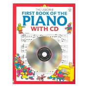 Usborne First Book of the Piano (O'Brien Eileen)(Mixed media product) (9780746037133)