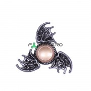 Fidget Spinner Dragon Silver