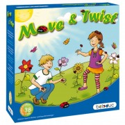 Joc educativ Move & Twist Beleduc, maxim 6 jucatori