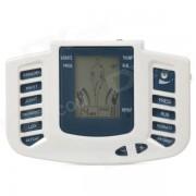 JR - 309A estimulador electrico de todo el cuerpo se relaja terapia muscular masajeador