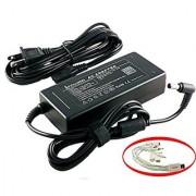 iTEKIRO 90W AC Adapter for Toshiba PA5178U-1ACA PA5179U-1ACA PA5180U-1ACA; Toshiba Satellite C50 C55 C70 C75 C645 C650 C655 C675 C840 C845 C850 C855 C870 C875 CL15 E40W E45 E45t E55D E55DT E55 E55t E205 E305 L10W L15W L40 L45 L50 L55 L75 L635 L640 645D L6