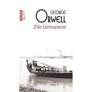 Zile birmaneze (editie de buzunar)/George Orwell