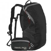 ChicoBag Ryggsäck Travel Pack rePETe Jet Black