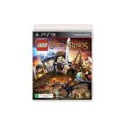 Game Lego Lord of The Rings - PS3