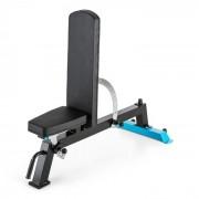 Capital Sports Compactar, edzőpad súlyzós gyakorlatokhoz, fém, személyre szabható (FIT20- Compactar)
