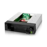 """iCYDOCK mb971SP mobile rack , blacK - for 2.5""""+3.5"""" SATA6G HDD i"""
