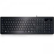 Клавиатура GENIUS SlimStar 130, USB, Черна, 31300714118