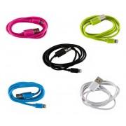 Cablu de date Serioux SRXA-MFI1MBLK, Lightning - USB, 1m, Bulk