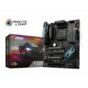Tarjeta Madre MSI ATX X370 GAMING PRO CARBON, S-AM4, AMD X370, HDMI, USB 3.0, 64GB DDR4 para AMD