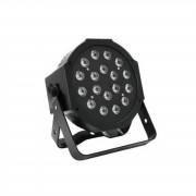 EuroLite LED SLS-180 RGB 18x1W Floor Flat Par