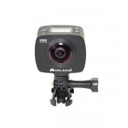 Camera Video de Actiune Midland H360 Action Camera, FULL HD, Wi-Fi, 4.5MP, Stabilizator imagine (Negru)