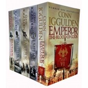 Emperor Series Collection 5 Books Set [Paperback] [Jan 01, 2014] Conn Iggulden
