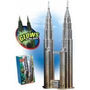 Petronas Towers (Glow in the Dark)