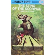 Hardy Boys 58: The Sting of the Scorpion, Hardcover
