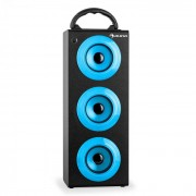 Auna Beachboy XXL, bluetooth високоговорител, USB, SD, AUX, FM, синьо (BB2-Beachboy-XXL-blu)