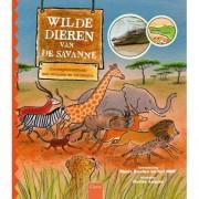 Wilde dieren van de savanne - Marja Baeten